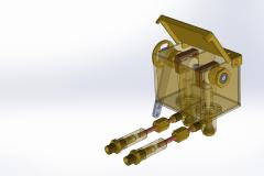 Sterling-Single-Oil-tank-assembly